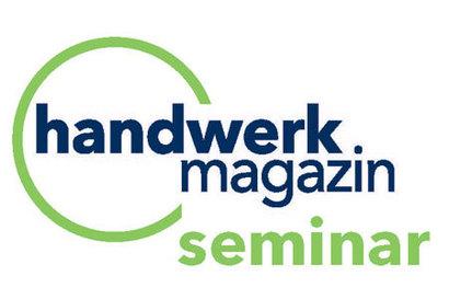 handwerk magazin Seminare