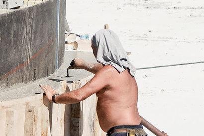 Baubranche sagt dem Hautkrebs den Kampf an
